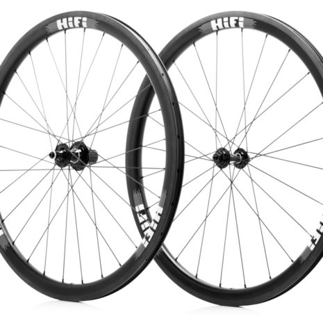 EP 38mm Carbon Clincher