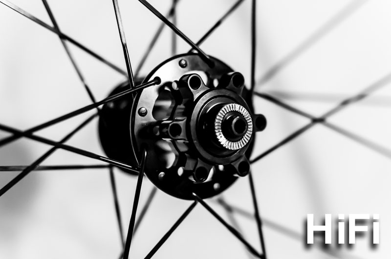 Hootenany MTB 11-speed Disc Hub