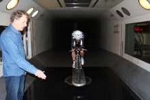 University of Washington Wind Tunnel Session: Assume the position