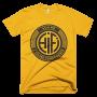 HiFi Disc Logo - Gold