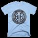 HiFi Disc Logo - Baby Blue