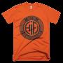 HiFi Disc Logo - Orange