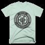 HiFi Disc Logo - Sea Foam