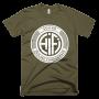 HiFi White Disc Logo - Army