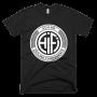 HiFi White Disc Logo - Black