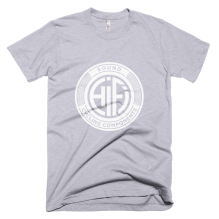 HiFi_seal_final—white_mockup_Front_Wrinkled_Heather-Grey