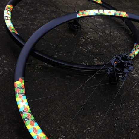 Mix Tape Disc SSCXWCXPDX tubeless-ready alloy clincher