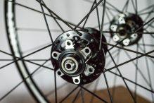 B-Side aluminum disc clinchers 6-bolt disc brake mount