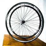 B-Side aluminum disc clinchers