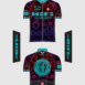 Speaker Wall Castelli Team Jersey