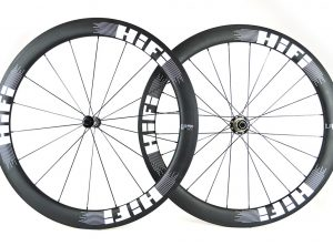 LP Anti-Flutter 55mm Carbon Tubeless Clinchers and Tubulars