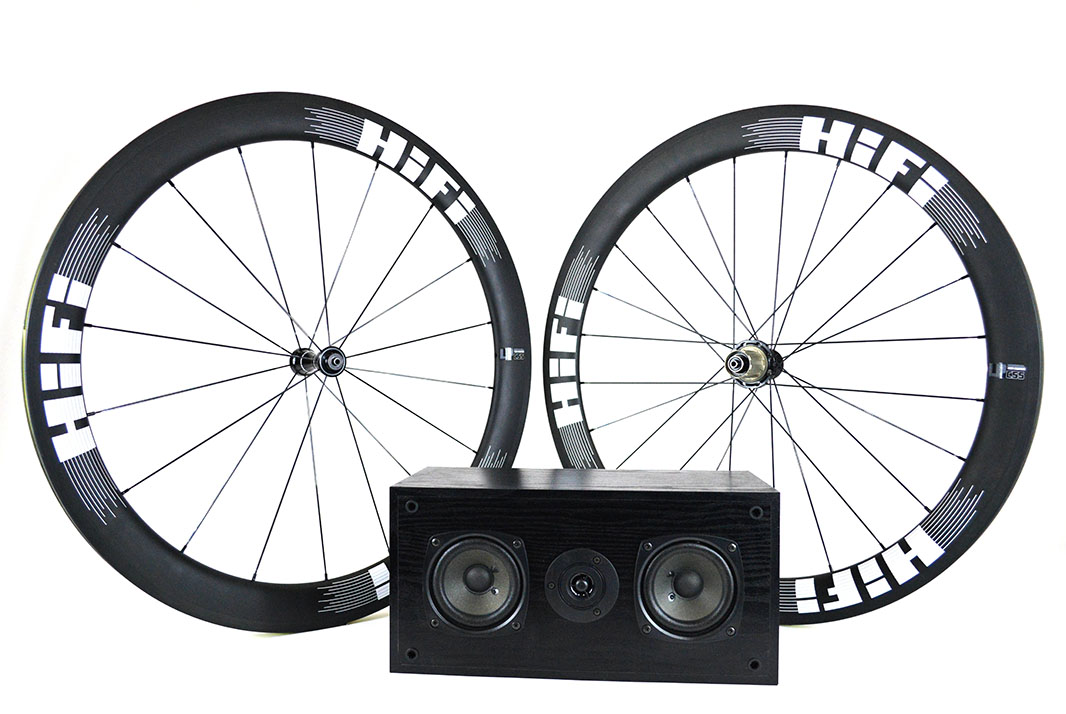 LP SL Anti-Flutter 55mm carbon tubeless-ready clinchers