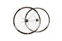 Cyclocross Crusade custom HiFi disc cyclocross wheels