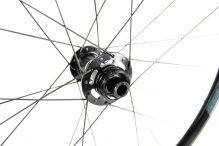 Cyclocross Crusade custom HiFi disc thru axle cyclocross wheels