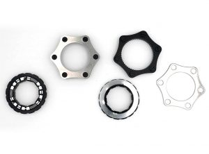 HiFi lock rings and 6-bolt adapters