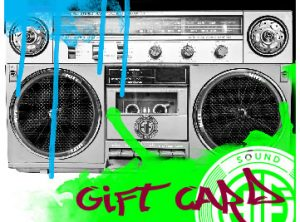 Give your favorite cyclist a HiFi Gift Card