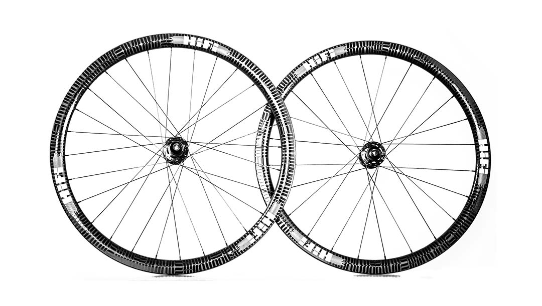 Malinow Artist Edition EP Carbon Tubeless wheels