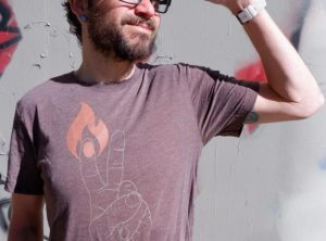 HiFi STOKED Men's Short Sleeve T-shirt