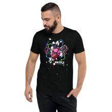 CORAZÓN Men's Tri-blend T-Shirt